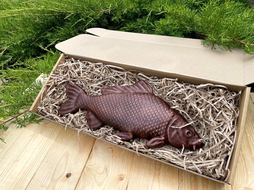 Подарочный шоколад для рыбака