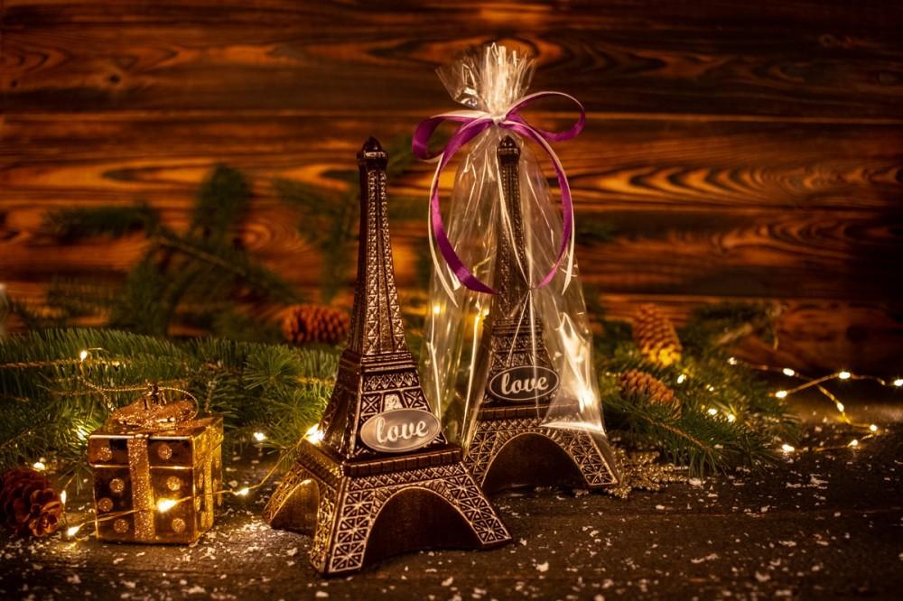"Статуэтка из шоколада ""Эйфелевая башня"""