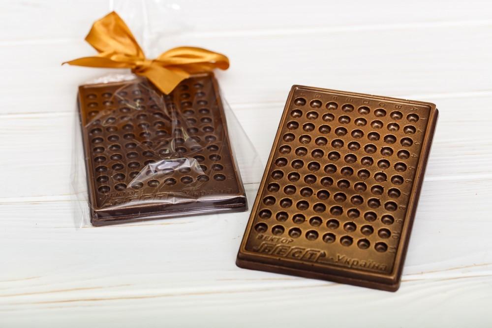 Шоколадное изделие на заказ