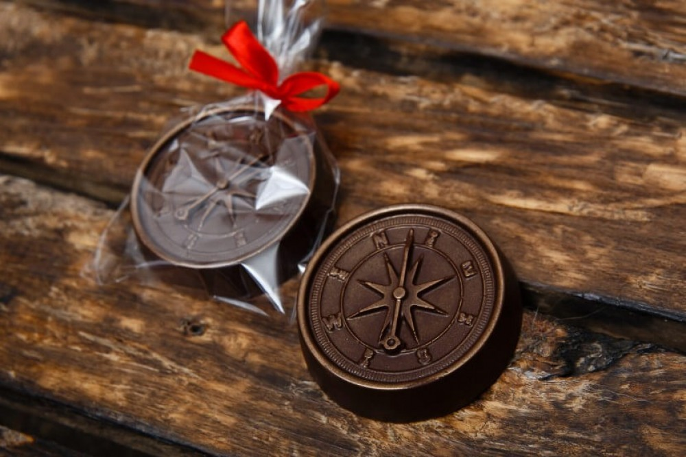 Шоколадный компас