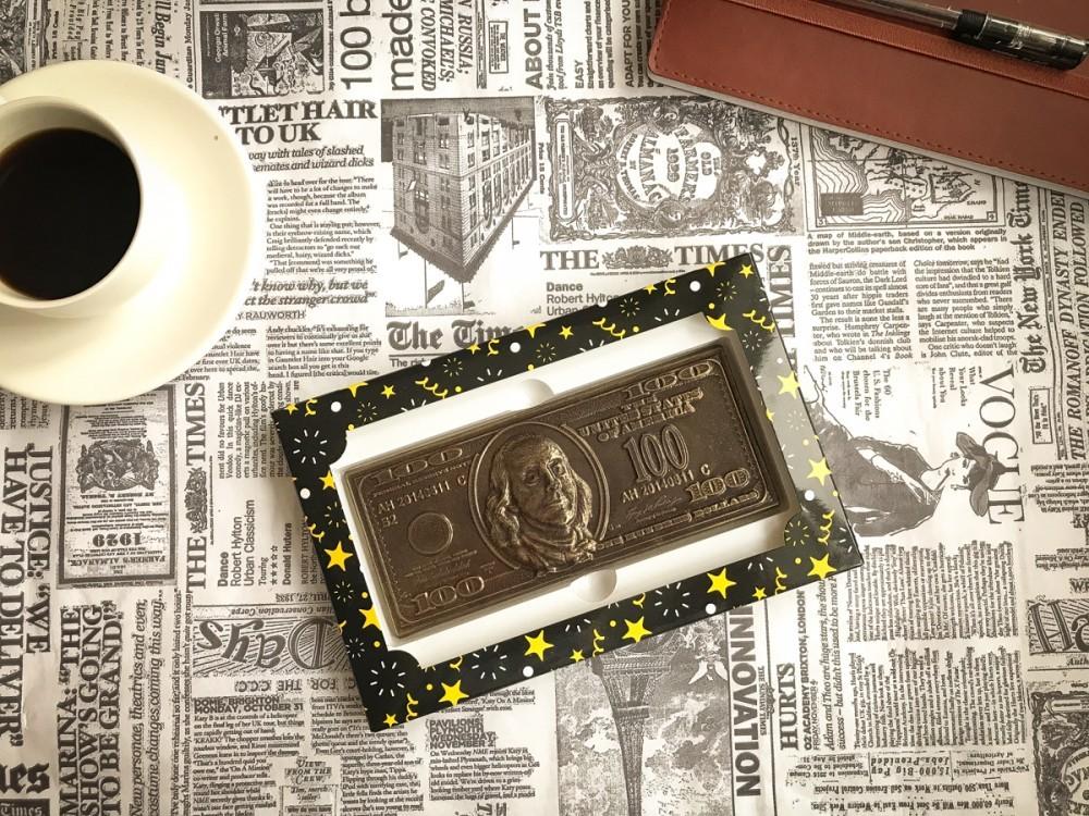"""Подарочный набор """"Шоколадные деньги"""""""