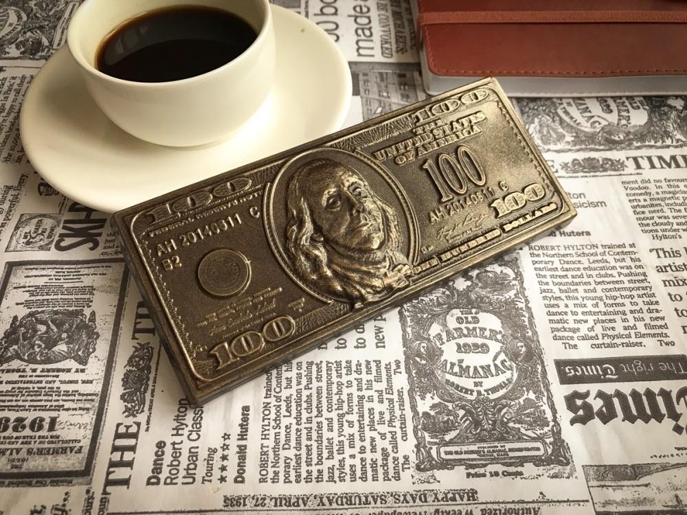 """Подарочный набор """"Шоколадный доллар"""""""