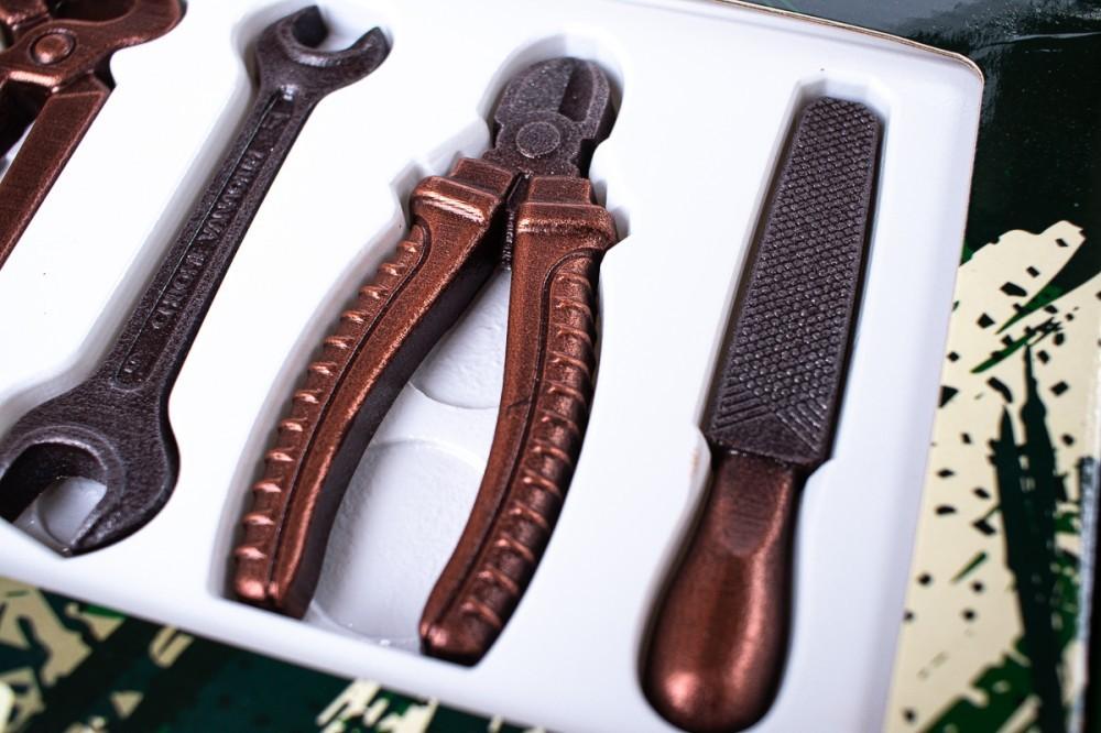 Набір шоколадних інструментів