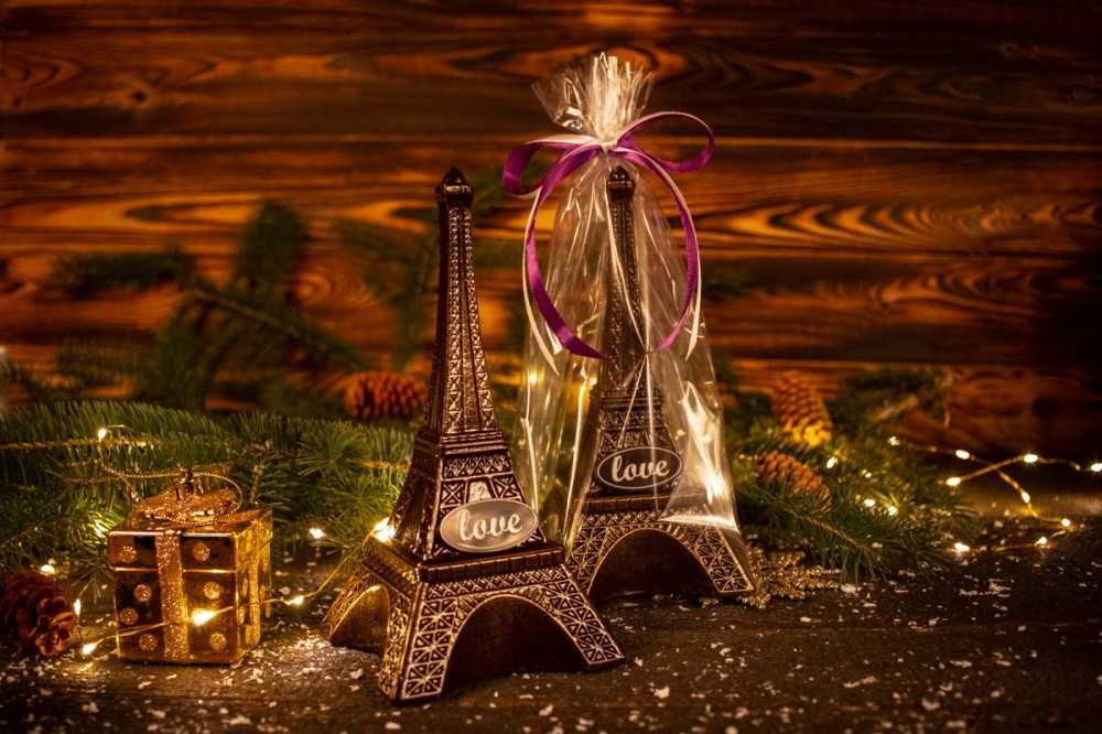 Шоколадная Эйфелева башня