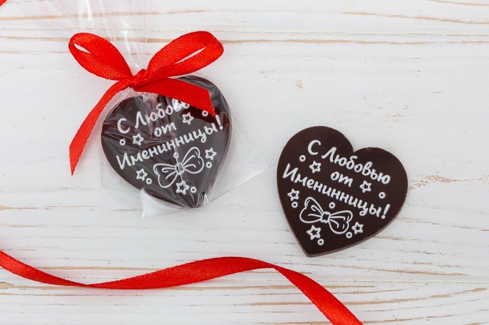 Шоколадные бонбоньерки от Именинницы